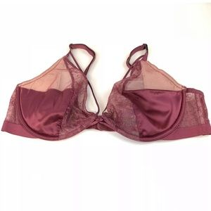 Very Sexy Victoria's Secret unlined Plunge Bra 36D